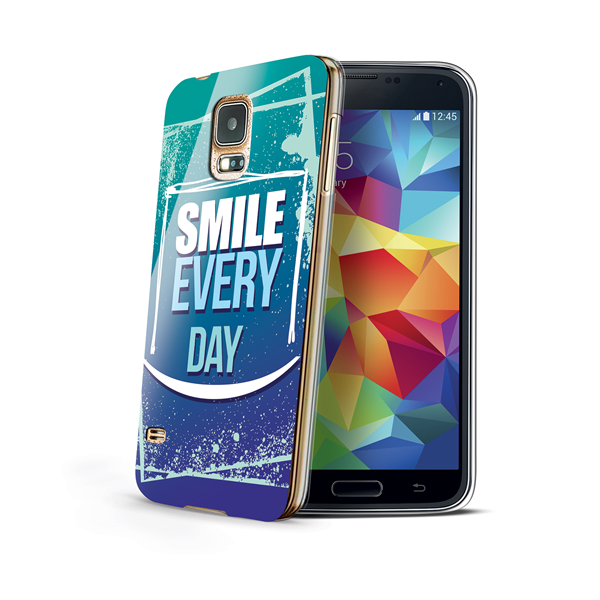 COVER DESIGN AWARD S5 MINI SMILE
