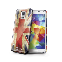 UK FLAG COVER GALAXY S5