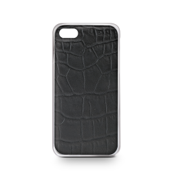 CROCODILE COVER FOR IPHONE 6 BK