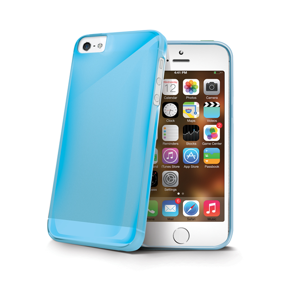 TPU COVER IPHONE 5/5S/SE CY