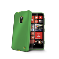 TPU COVER LUMIA 620 GREEN