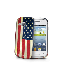 USA FLAG COVER GALAXY YOUNG