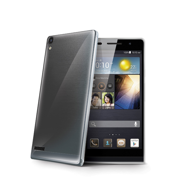 TPU COVER FOR ASCEND P6