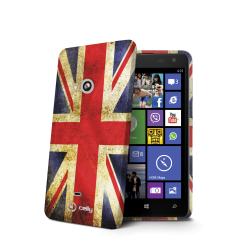 UK FLAG TPU LUMIA 625