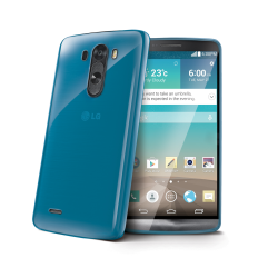 TPU COVER G3 LIGHT BLUE