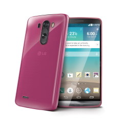 TPU COVER G3 PINK