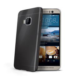 TPU COVER FOR ONE M9 BK