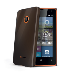 TPU COVER FOR LUMIA 532 BK