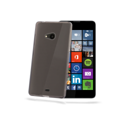 TPU COVER LUMIA 540 2SIM BLACK