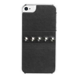 STUDS COVER BLACK IPHONE 4S/4