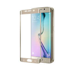 FULL CURVE GLASS GALAXY S6 EDGE GD