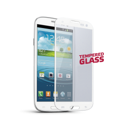 GLASS PROTECTOR S3/S3 NEO WH