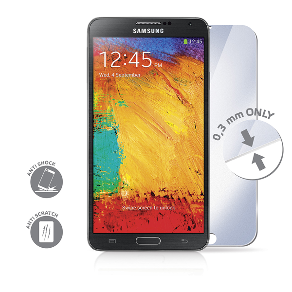 GLASS PROTECTOR GALAXY NOTE 3