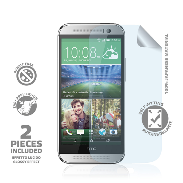 SCREEN PERFETTO HTC ONE2 M8