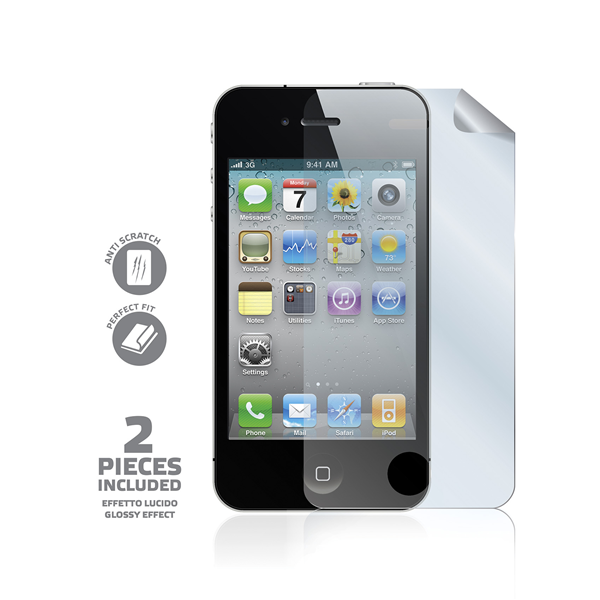 SCREEN PROTECTOR IPHONE 4/4S