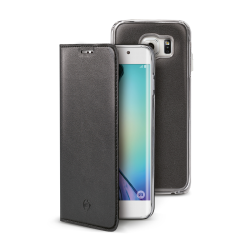 BUDDY CASE FOR GALAXY S6 EDGE BK