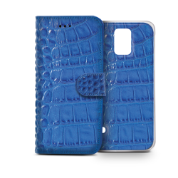 CROCODILE AMBO FOR GALAXY S5 BL