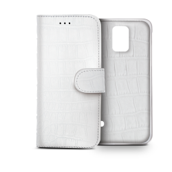 WHITE CROCODILE AMBO FOR GALAXY S5