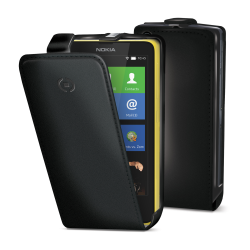 PU LEATHER CASE FOR NOKIA X