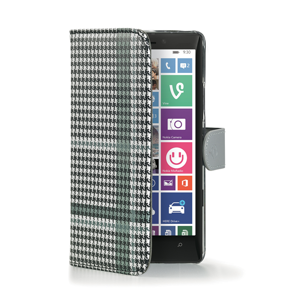 PIEDDEPOULE WALLY BLACK LUMIA 930