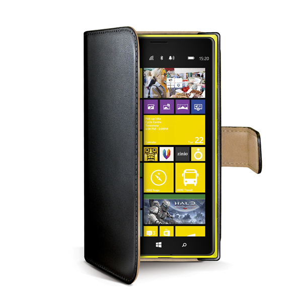 WALLY CASE FOR LUMIA 1520 BK
