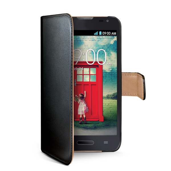 WALLY CASE FOR LG L90 BK