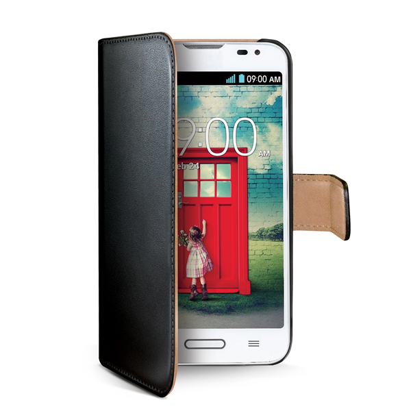 WALLY CASE FOR LG L70 BK