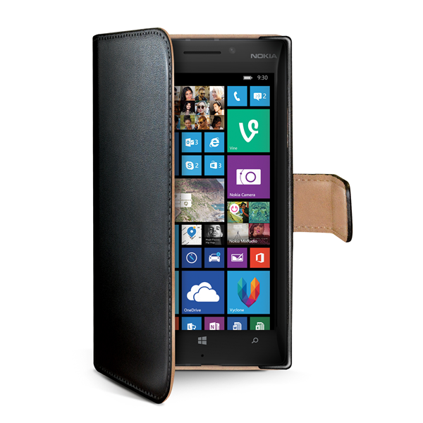 WALLY CASE FOR LUMIA 930 BK