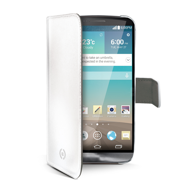 WALLY CASE LG G3 WHITE