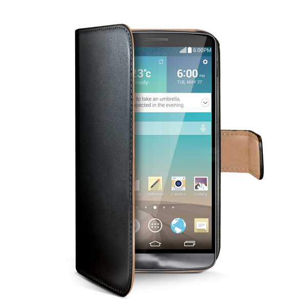 WALLY CASE LG G3 BLACK