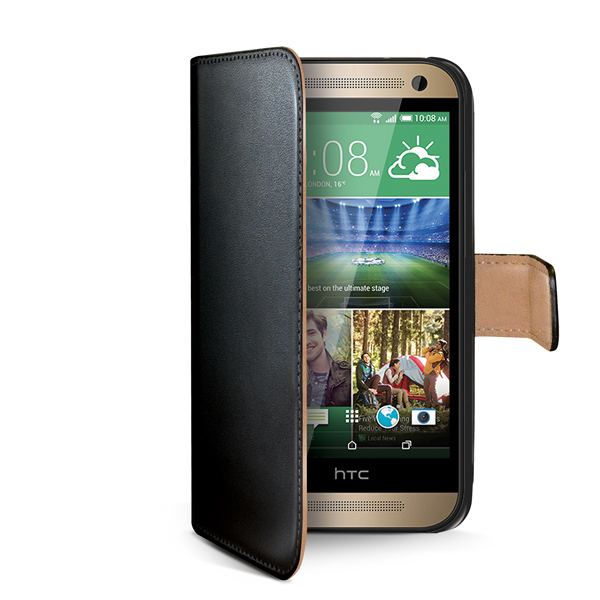 WALLY CASE FOR HTC ONE MINI 2 BK