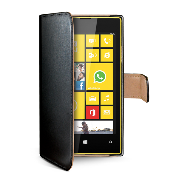 WALLY CASE FOR LUMIA 530 BK