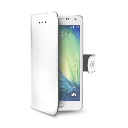 WALLY CASE GALAXY A5 WHITE