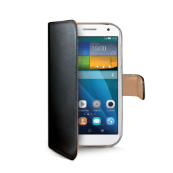 WALLY CASE FOR ASCEND G7 BK