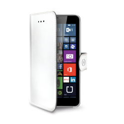 WALLY CASE FOR LUMIA 640 XL WH
