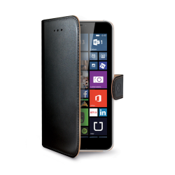 WALLY CASE LUMIA 640 XL BLACK