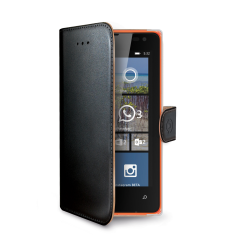 WALLY CASE FOR LUMIA 532 BK