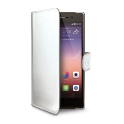 WALLY CASE ASCEND P8 WHITE