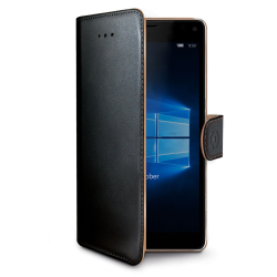 WALLY CASE LUMIA 950 XL BLACK