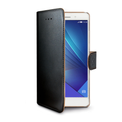 WALLY CASE HONOR 7 BLACK