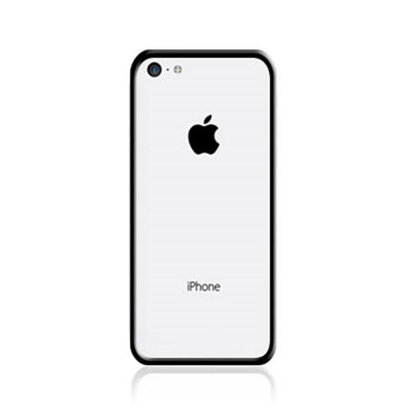 TPU BUMPER BLACK IPHONE 5C