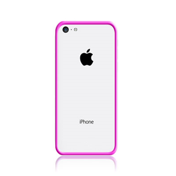 TPU BUMPER PINK IPHONE 5C