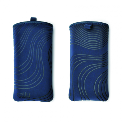 BLUE VERTICAL CASE SMALL SIZE