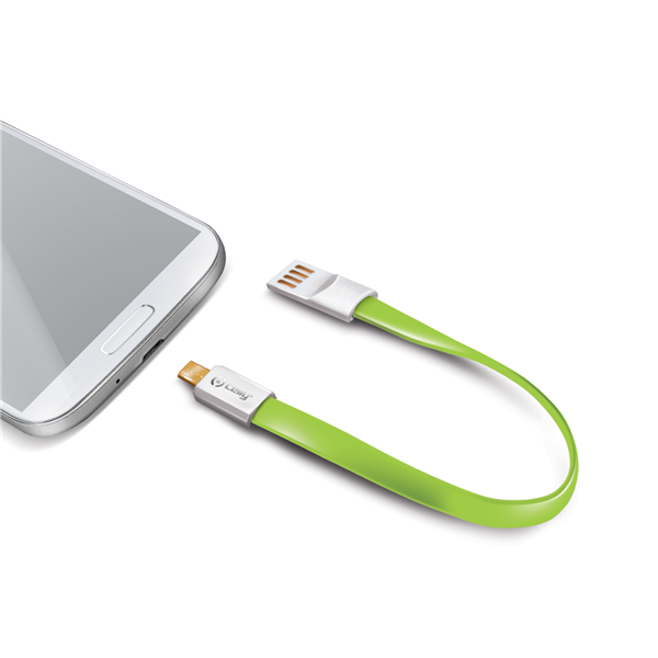 USB DATA MAGNETIC CABLE MICROUSB GR