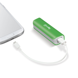 UNIVERSAL POWER BANK 2600 MAH GN