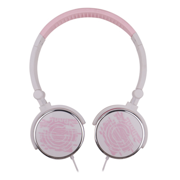 CUFFIA G-POP COLLECTION PINK