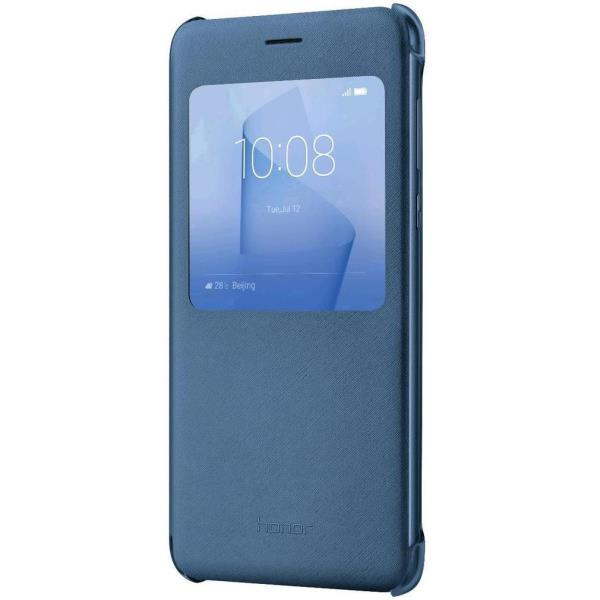 VIEW FLIP COVER HONOR 8 BLUE
