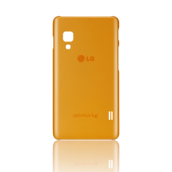 HARD SHELL ORANGE OPTIMUS L5 II