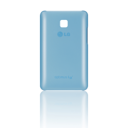 HARD SHELL BLUE OPTIMUS L3 II