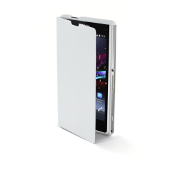 EASY FOLIO CASE WHITE Z1 COMPACT